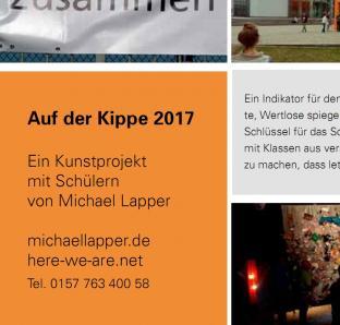 Michael Lapper - Auf der Kippe