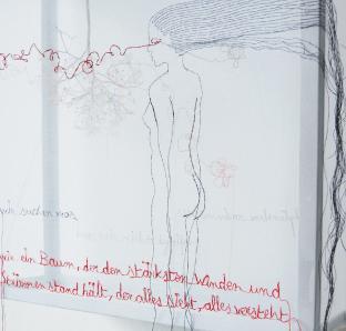 Sheila Furlan & Therese Austermann - Blick dahinter